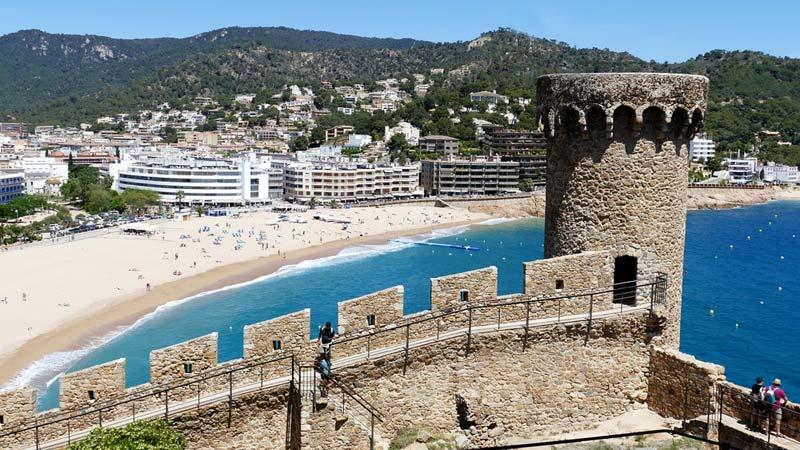 Hoteles en Tossa de Mar